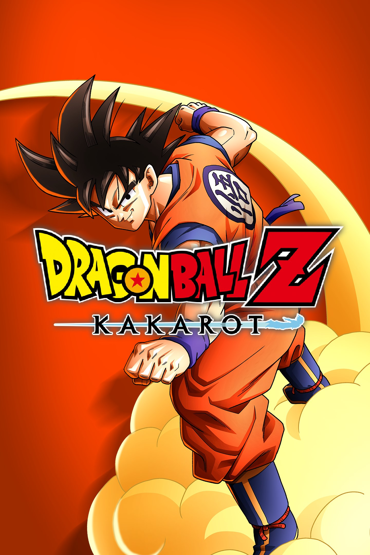 Box art - Dragon Ball Z Kakarot