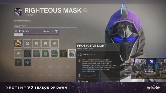 Destiny 2_ Season of Dawn _ Charged with Light mods