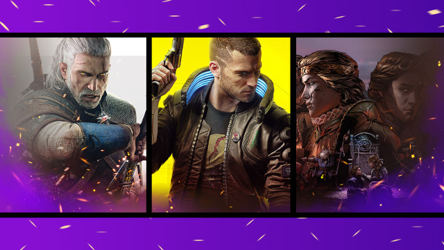 GOG Ultimate Red Collection CDPR The Witcher Cyberpunk 2077