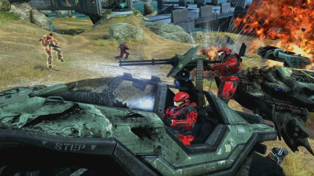 Halo Reach PC cross-play