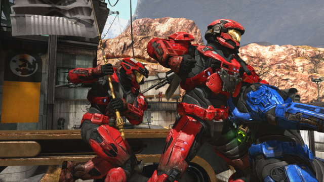 how to unlock armor in halo reach MCC