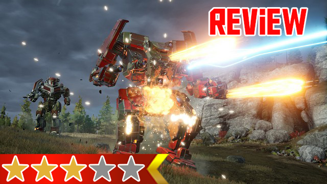 MechWarrior 5 Review Featured Score