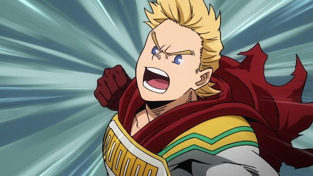 My Hero Academia episode 72