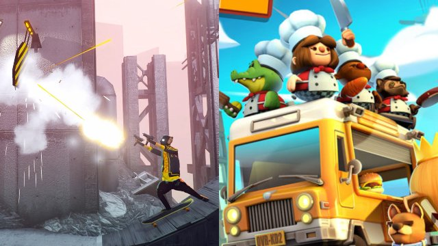 New Xbox Game Pass games include Overcooked 2, My Friend Pedro