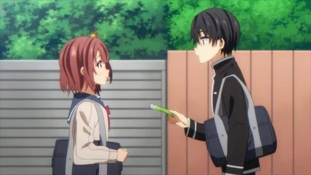 Oresuki Are You the Only One Who Loves Me? episode 11