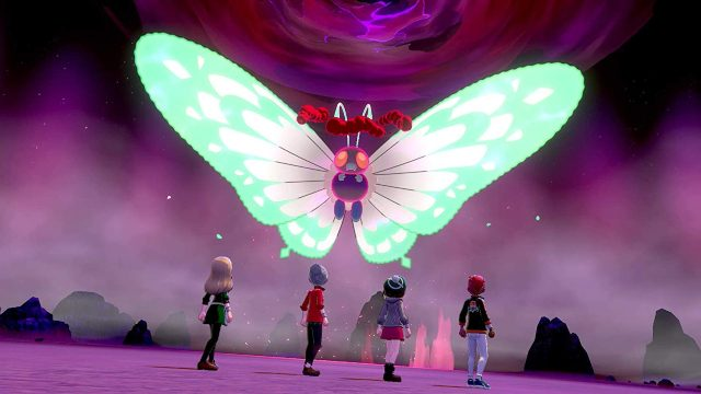 Pokemon Sword and Shield Models Creatures Inc
