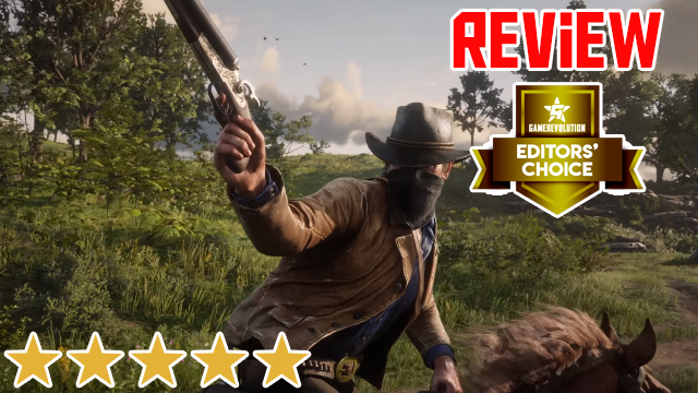 RDR2 PC Review Arthur Masked featured