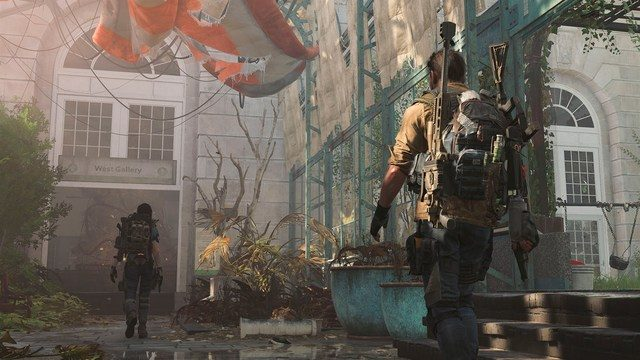 The Division 2 title update 6.1 patch notes