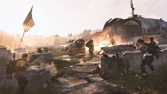 The Division 2 update 1.19 patch notes