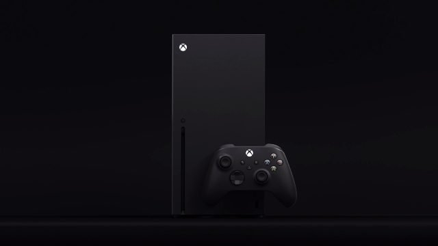 Xbox Series X Bad Name Console and Controller