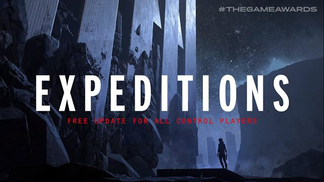 Control Expeditions DLC The Game Awards 2019