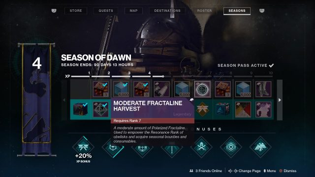 destiny 2 how to get more polarized fractaline