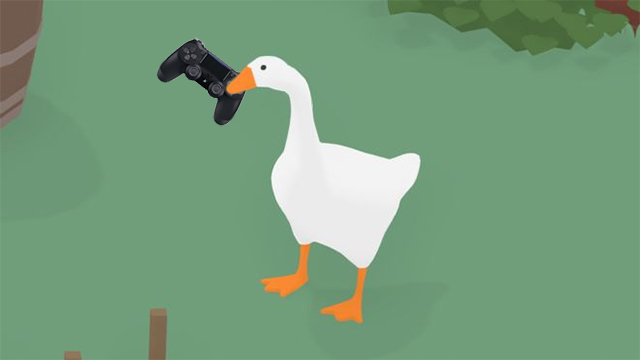 Untitled Goose Game PS4 Release Date