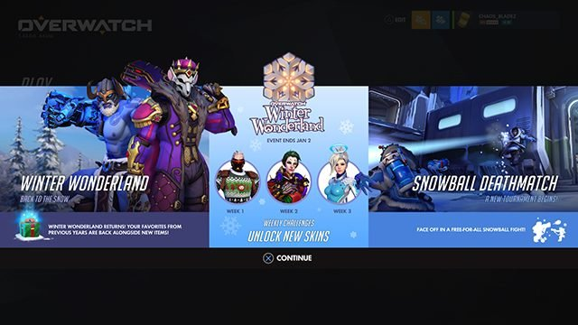 Overwatch 2.79 Update Patch Notes | Winter Wonderland and some balance changes