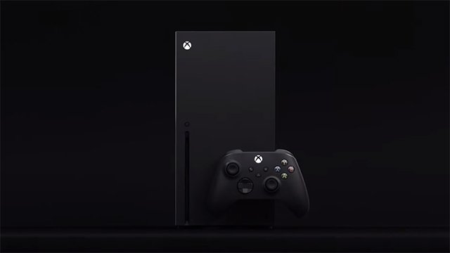 Project Scarlett as Xbox Series X at The Game Awards 2019