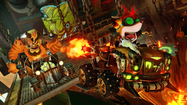Crash Team Racing Rustland Grand Prix Start Time _ Post-apocalyptic event release date and details