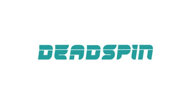 Deadspin logo white
