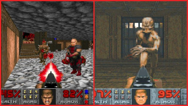 Doom Classic and Doom 2 GOG and Steam aren't receiving the latest updates