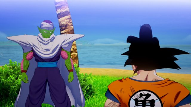 all playable characters in Dragon Ball Z: Kakarot list