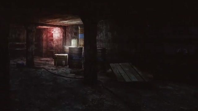 Escape from Tarkov Camera Bunker Door Exit