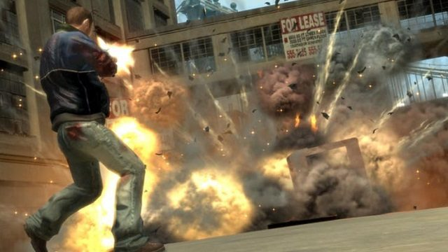 Grand Theft Auto 4 Gameplay Steam Delisting
