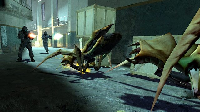 Half-Life free-to-play Combine Antlions