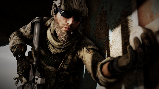 Medal of Honor Warfighter Gameplay Vince Zampella