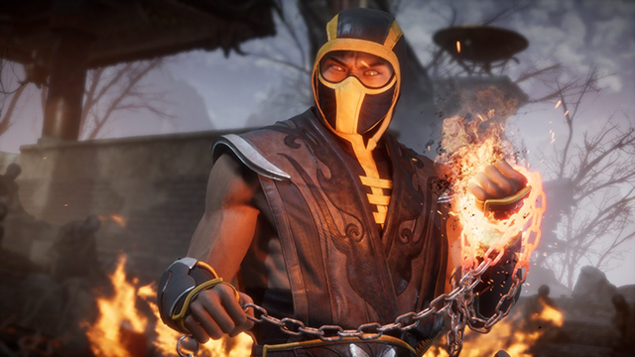 Animated Mortal Kombat Movie Announced Alongside Cast Gamerevolution