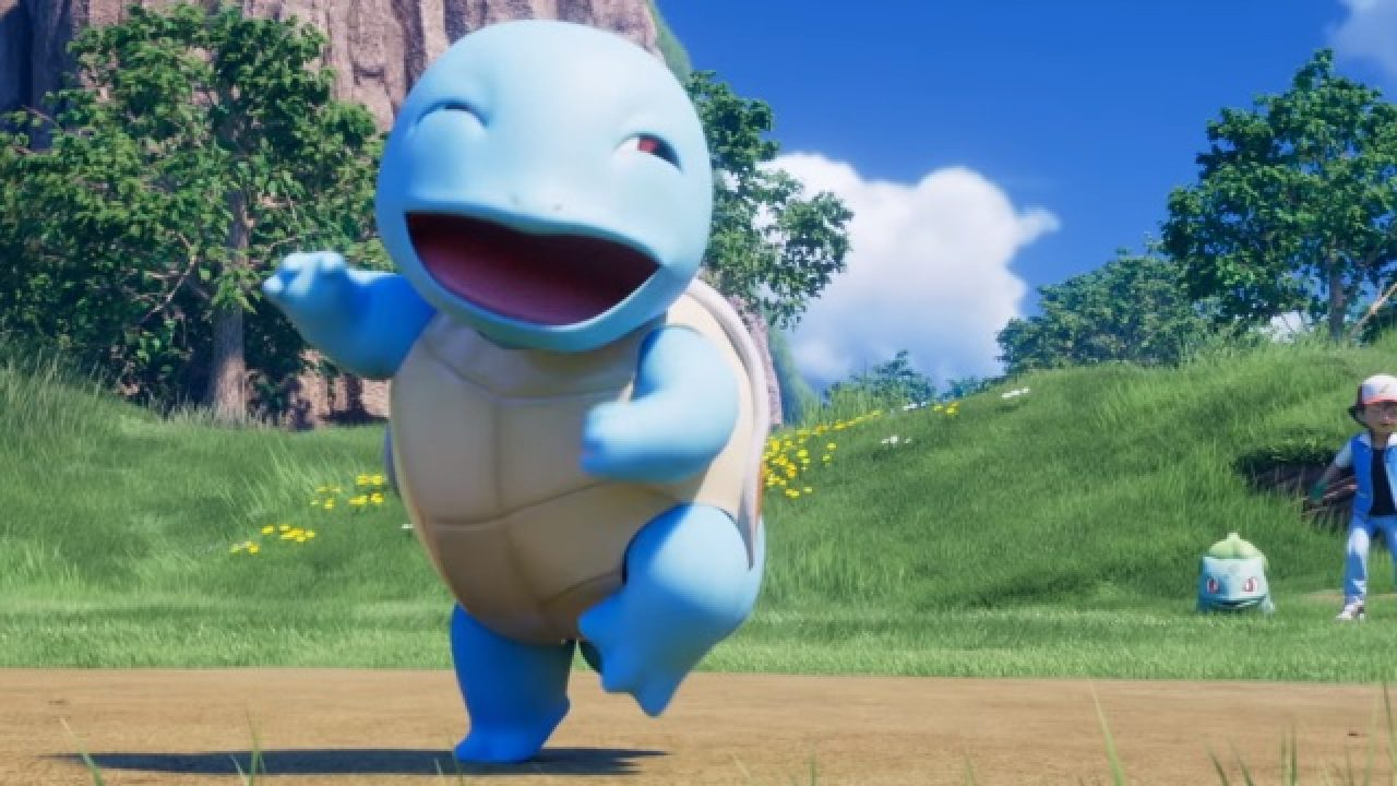 The Cgi Remake Of Pokemon The First Movie Is Coming To Netflix In