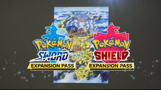 Pokemon Sword and Shield Expansion Pass cover