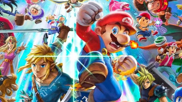Smash Ultimate 6.1.1 Update Patch Notes