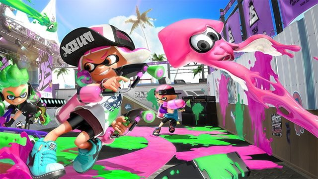 Splatoon 2 5.1.0 update