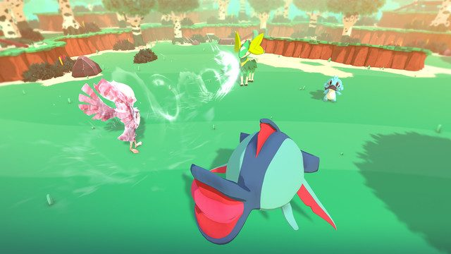 Temtem Beached Narwhal quest glitch