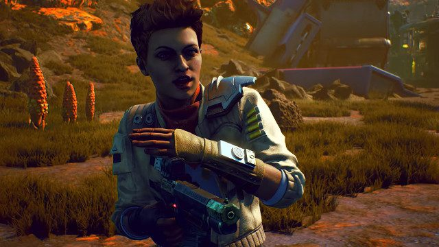 The Outer Worlds Nintendo Switch Here We Go