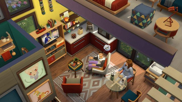 The Sims 4_ Tiny Living Release Date _ PS4 & Xbox One