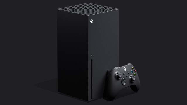 Xbox Series X processing chip teases 8K gaming