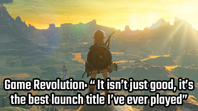 breath of the wild games of the decade