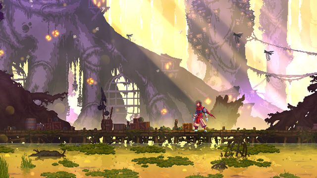 Dead Cells patch notes 1.7.0 update February 7 2020