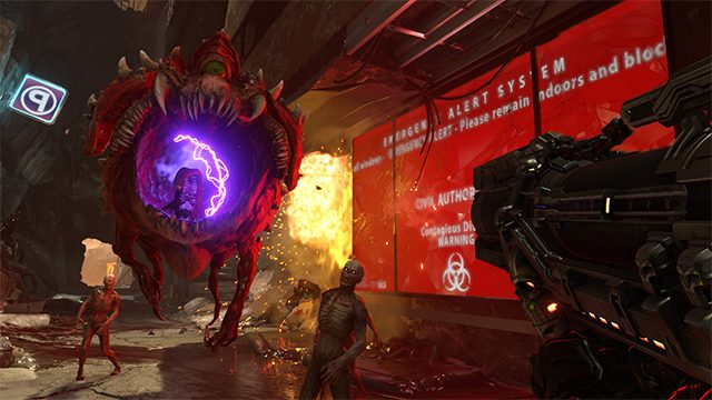 Doom Eternal is easily a Game of the Year contender and id's Evil Dead 2