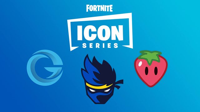 fortnite ninja skin how to get - icon series