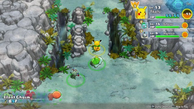 how to save in Pokemon Mystery Dungeon DX