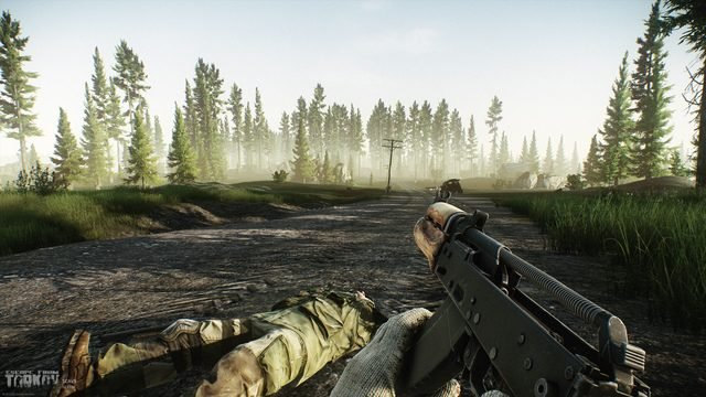 is Escape from Tarkov on Steam