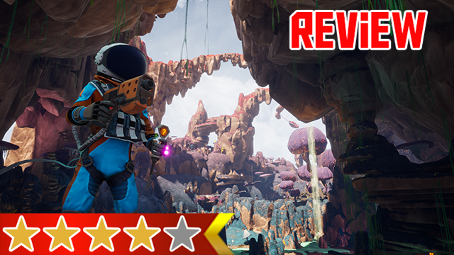 Journey to the Savage Planet Review | Savage but spectacular