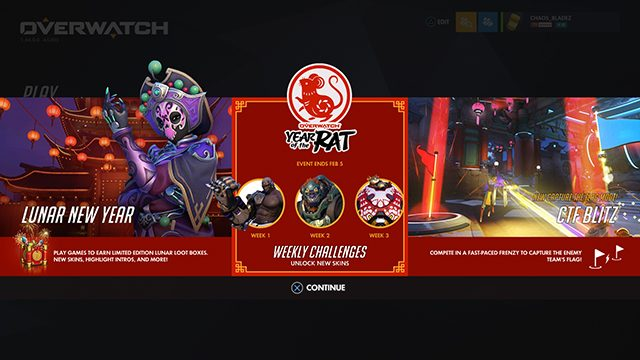 Overwatch 2.81 Update Patch Notes | Lunar New Year event and balance changes