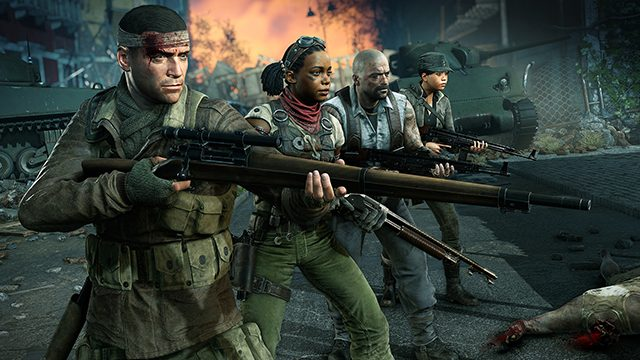 Zombie Army 4: Dead War might be the safe, zombie-shooting co-op podcast game you're looking for