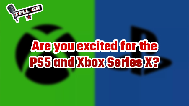 ps5 xbox series x excited