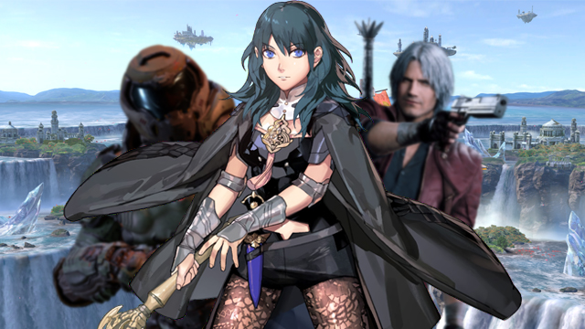 smash ultimate byleth disappointing dlc