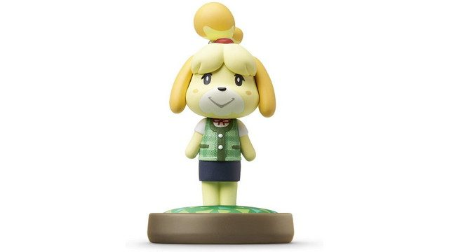 Animal Crossing Amiibo Isabelle Summer