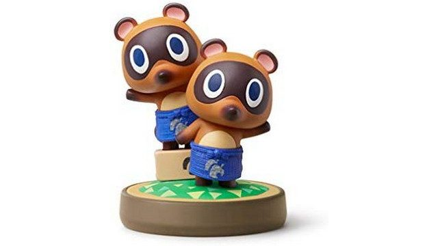 Animal Crossing Amiibo Timmy and Tommy Nook