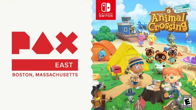Animal Crossing: New Horizons PAX East demo cover